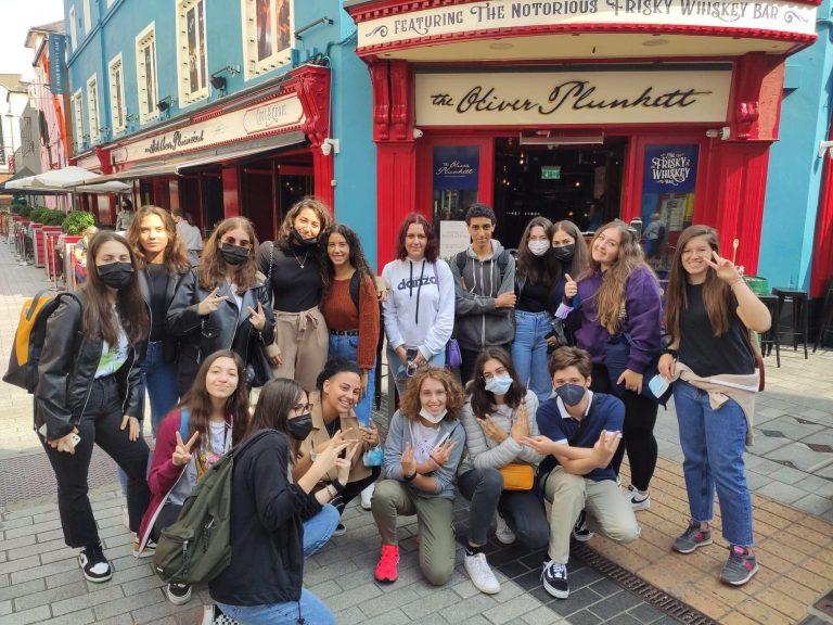The Language Schools in Ireland finally reopen to their international students